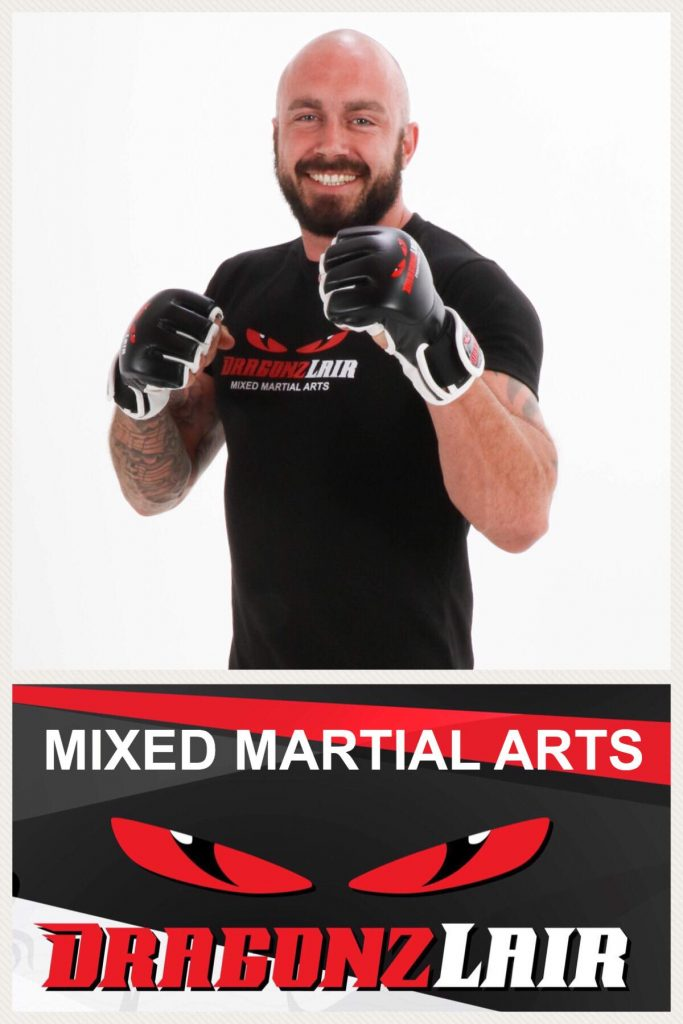 Dragonz Lair Gym Sittingbourne MMA Martial Arts Kickboxing