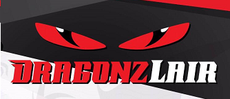 Dragonz Lair Gym Sittingbourne - MMA Martial Arts Kickboxing BJJ Kids Logo